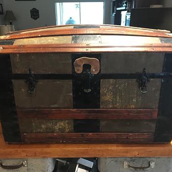 Old Trunk - Furniture