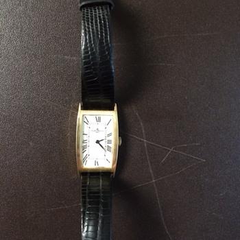 My 1970's Baume & Mercier watch