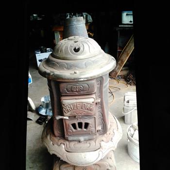 Prize Oak stove