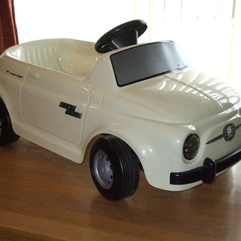 Fiat 500's Classic & Nouvel  - Model Cars