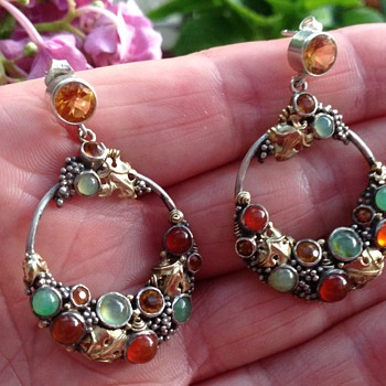 Dorrie Nossiter Earrings - Fine Jewelry