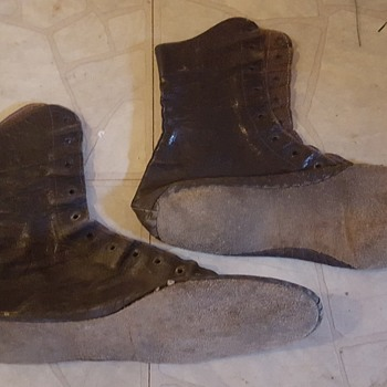 Vintage Circus Costume Collection - Shoes