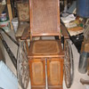 WW I wheelchair