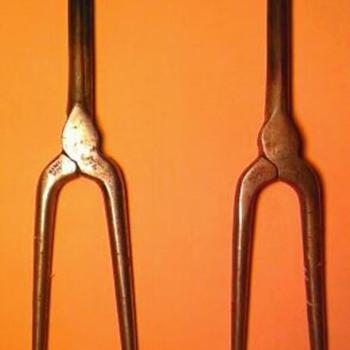 1920's Marcel (depose=registered)Acier curling iron  - Accessories