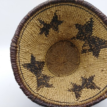 Need help identifying these Native American baskets #6 - Furniture