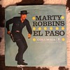 Marty Robbins El Paso with Picture Sleeve