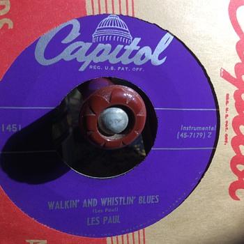 Capital Monopoly  - Records