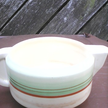 My Clarice cliff jug