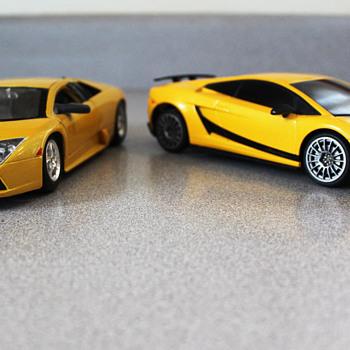 Model cars 1/24 scale - Model Cars
