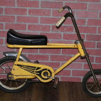 My unsolved Bike