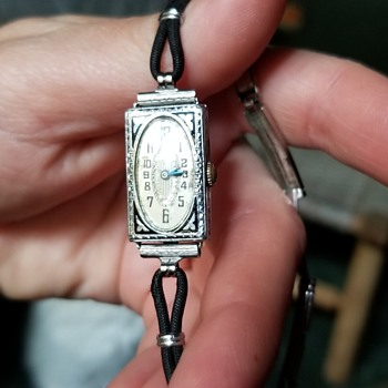 1924 bulova watch - Wristwatches