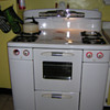 "My ""new"" Tappan Deluxe gas range"