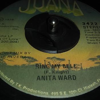 45 RPM SINGLE....#143 - Records