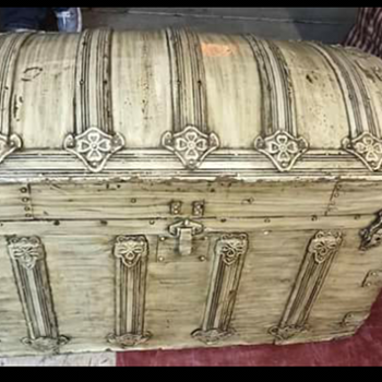 The trunk that started it,.... - Furniture