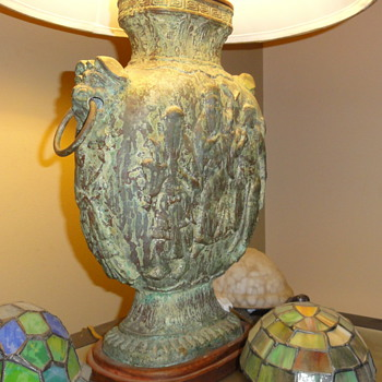 Unknown Asian (?) water containers or vases? - Asian