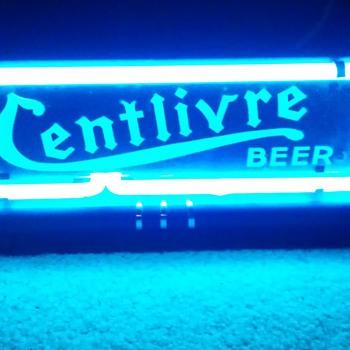 Centlivre Neon  - Breweriana