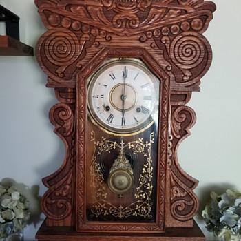 White Star Line /  Newhaven Grandmother Clock  - Clocks