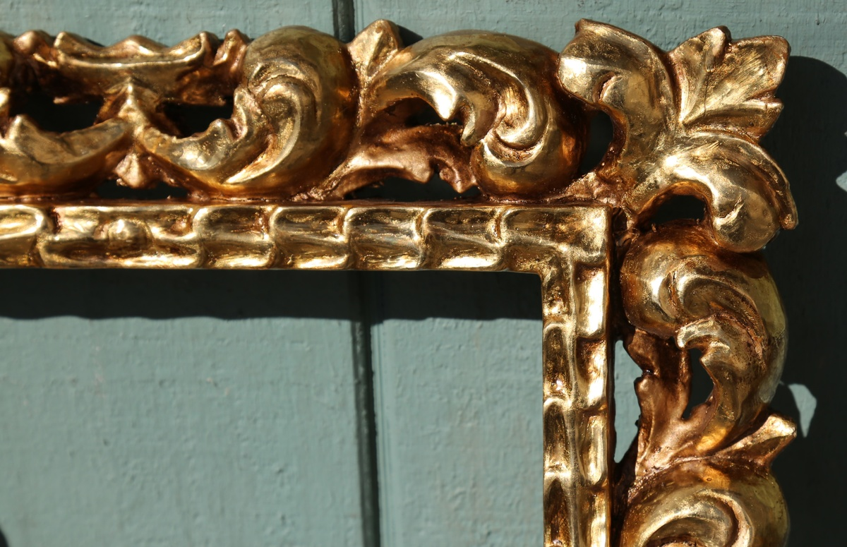 Beautiful Gilded Frames I had Made in Mexico | Collectors Weekly