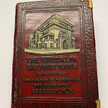 The Brooklyn Savings Bank - Advertising