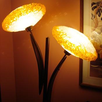 Danish Modern Lamp - Mid-Century Modern