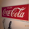 "24""x60"" Coca-Cola Sign by Donasco"