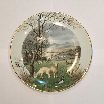 Royal Worcester Procelain  - China and Dinnerware