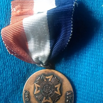 Veterans of Foreign Wars Medal - Military and Wartime