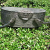 1950 Wilardy Lucite Purse Kidney Shape