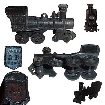 French penny toy Train whistle  - Tools and Hardware