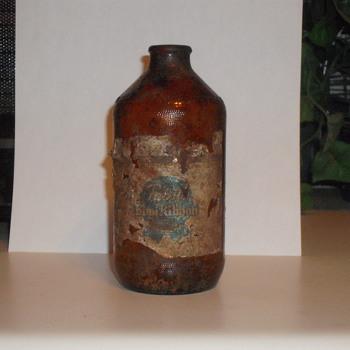 Old Bottles  - Bottles
