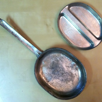 WWII Vallroth Co Mess Kit - Military and Wartime