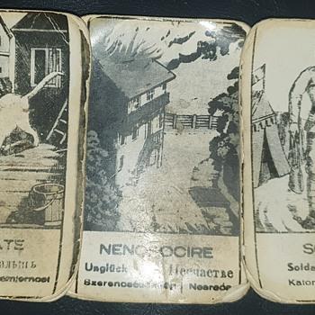 Tarot cards  - Cards