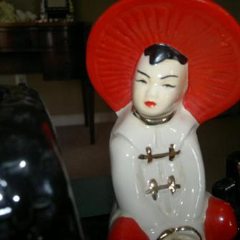 Japanese Boat Lamp