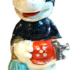 1930's Minnie Mouse Bisque Figurine