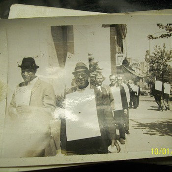 civil rights movement photography - Photographs