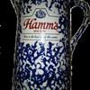 Hamms Beer Pitcher