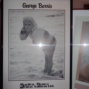 George Barris Original Exhibition Poster 1987