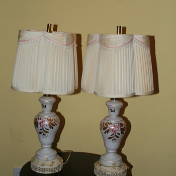 IDENTIFY THESE LAMPS - Lamps