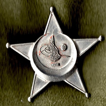 The Turkish War Medal – The Gallipoli Star - Military and Wartime