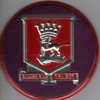CAR EMBLEMS - Medals Pins and Badges