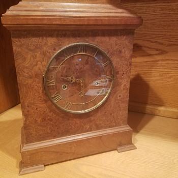 German Mantel Clock? - Clocks