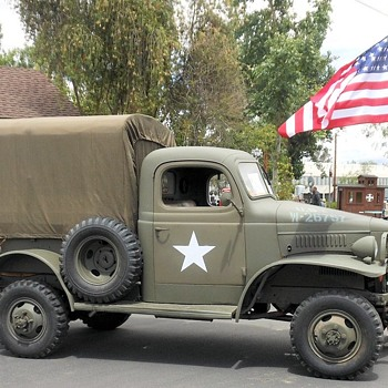 Military Vechles Special Edition For Caperkid From The Truck Show  - Classic Cars