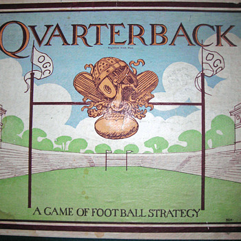 Qvarterback Football Board Game - Games