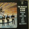 Rare Beatles Second Album on Odeon!