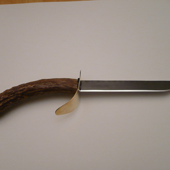 homemade knife - Tools and Hardware