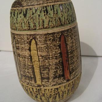 Vintage Vase German? - Pottery