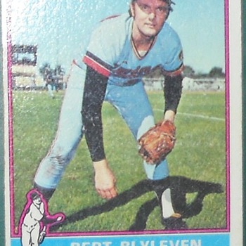 In honor of Bert Blyleven FINALLY making the Hall of Fame!