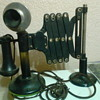 I have a western electric 323 w scissor phone patented on may 11 1909 that my grandfather gave to me.