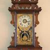E.N. Welch Eclipse Wall Clock | c.1889