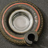 "Old ""India Tire and Rubber Co. - Akron Ohio"" Super Service Tire Ashtray"